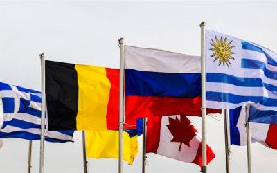 confezionamento bandiere pubblicitarie e istituzionali