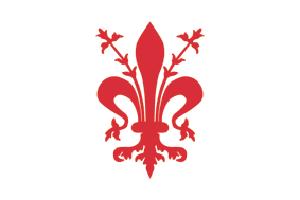 Bandiere delle città: Firenze