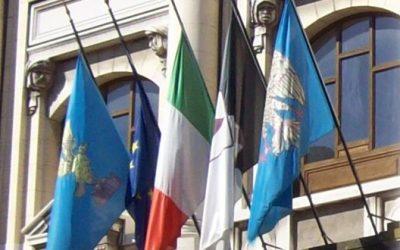 Bandiere delle regioni