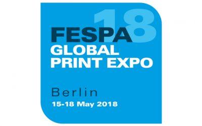 FESPA 2018: stampa digitale, stampa tessile e serigrafia.