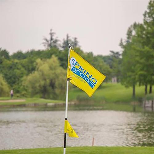 bandierina per campi da golf