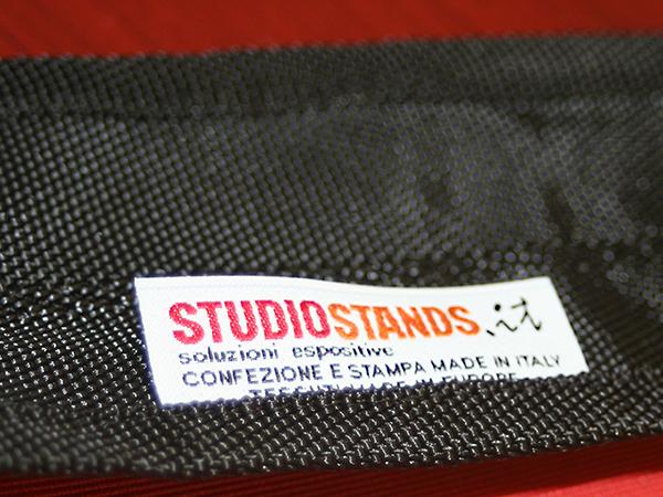 etichetta tessuta personalizzata