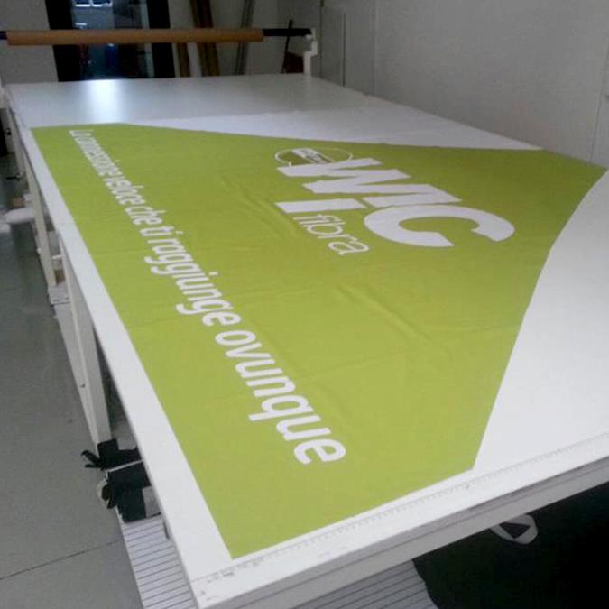 taglio stampe personalizzate per gazebo