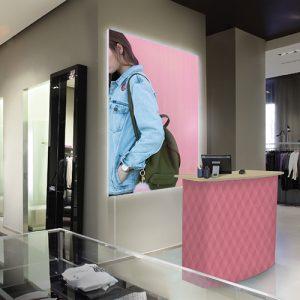 Textile Frame Lux