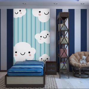 Cornice Textile Frame per camerette bambini