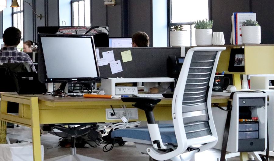 Pannelli fonoassorbenti da scrivania