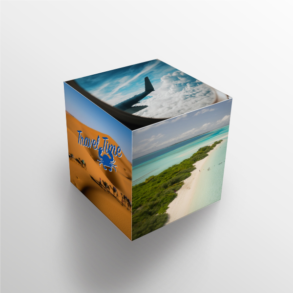 Textile Frame Cubi personalizzati